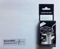 Paint Touch up, Genuine Mazda Snowflake White Pearl Mica 25D, Mazda 2, 3, 5, 6